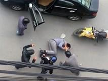 Truy tìm nhóm côn đồ đất Cảng đánh người dã man trên phố Hải Phòng