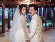Nhã Phương nhiều lần làm cô dâu trước khi Trường Giang cầu hôn