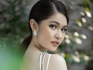 Á hậu Thùy Dung khoe vẻ đẹp chín muồi sau 2 năm đăng quang