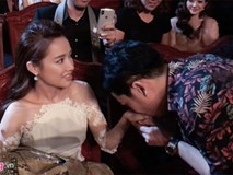 Cận cảnh hành động kém sang của Trường Giang trong màn cầu hôn Nhã Phương