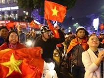 Cả nước vỡ òa với chiến tích lịch sử của U23 Việt Nam