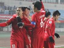 U23 Việt Nam nhận thưởng nóng 2 tỷ đồng sau tấm vé bán kết giải U23 châu Á 2018
