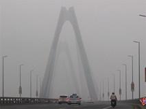 Dự báo thời tiết 21/1: Sương mù, mưa phùn bao phủ Hà Nội