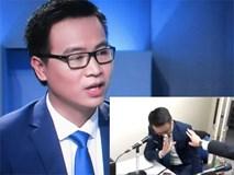BLV Tạ Biên Cương òa khóc như trẻ con trong đêm lịch sử của U23 Việt Nam