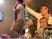Những cổ động viên 'chất' nhất của đội tuyển U23 Việt Nam