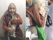 """Clip: Bà nội đắp chăn ủ ấm, liên tục nhắc cháu """"đừng động vào nó"""" để mèo cưng ngủ ngon"""