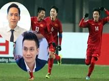 """""""Không thể tin được!"""" - Đó là biểu cảm của tất cả sao Việt trước chiến thắng lịch sử của đội tuyển Việt Nam trước U23 Quatar"""