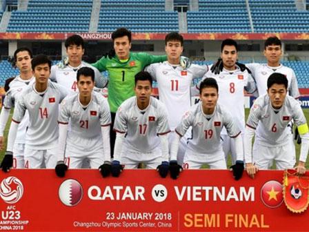 Vừa giành 1 vé vào chung kết, U23 Việt Nam đã được thưởng nóng 3,2 tỷ đồng