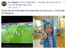 Vì U23 Việt Nam, bố mẹ Việt thi nhau thú tội: Mải xem bóng đá quên cả đón con
