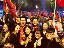 Clip: Muôn vẻ phản ứng của sao Việt trước chiến thắng lịch sử của đội tuyển Việt Nam tại U23 châu Á