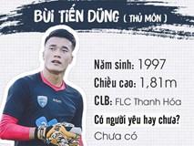 """""""Tình trạng hôn nhân"""" siêu hot của các cầu thủ U23 Việt Nam"""