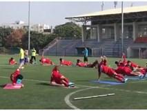 Để có kỳ tích 'đánh gục' U23 Qatar, tuyển U23 Việt Nam phải tập luyện vất vả đến bật máu