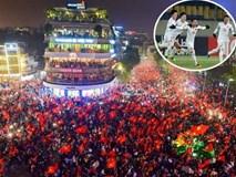 Đêm không ngủ với khát vọng bóng đá Việt Nam