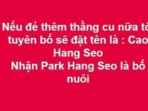 Không đặt tên con là Tiến Dũng, Quang Hải, đây mới là tên hot nhất mà bố mẹ Việt chọn