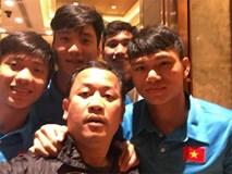 Trợ lý ngôn ngữ của HLV Park Hang Seo: 'U23, ta vô địch đi thôi'