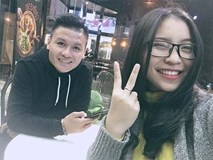 Mẹ nuôi tiết lộ điều đặc biệt về tiền vệ Quang Hải và bạn gái