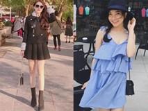 Xinh xắn và phong cách đáng yêu thế này, hèn gì bạn gái của 2 người hùng U23 Việt Nam khiến ai nhìn cũng quý