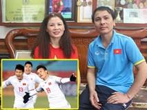 Bố mẹ Quang Hải tha thiết mong giới truyền thông