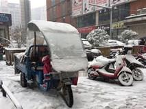 Mưa tuyết dày đặc, có khả năng hoãn chung kết U23 châu Á