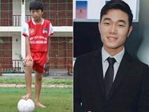 """Loạt ảnh dậy thì thành công của dàn cầu thủ """"cực phẩm"""" U23 Việt Nam"""