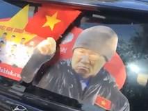 Trang trí gạt nước ô tô phong cách Park Hang Seo