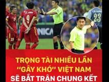 Trọng tài Ma Ning sẽ là trọng tài chính trận chung kết U23 Châu Á