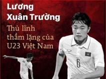 Lương Xuân Trường: Thủ lĩnh thầm lặng của U23 Việt Nam