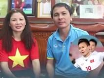 """Bố mẹ Quang Hải mong truyền thông """"nương tay"""" với con mình"""