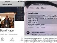 'Thầy' tiếng Anh bị phản đối vì bình luận thô tục về U23 VN và Đại tướng Võ Nguyên Giáp