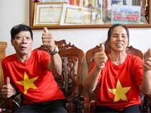 Cha mẹ Công Phượng, Tiến Dũng mong U23 lập nên kỳ tích