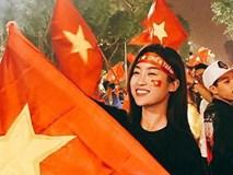 Hoa hậu Đỗ Mỹ Linh đã ở đâu trong suốt trận đấu chung kết của đội tuyển U23 Việt Nam?