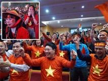 Từ nụ cười đến nước mắt cùng U23 Việt Nam