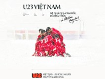 U23 Việt Nam: Đã quá quả cảm rồi về nhà thôi!