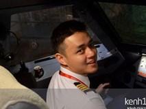 Cơ trưởng 9X lái chuyên cơ đón U23 về nước cũng thuộc hạng