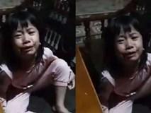 Fan nhí của U23 Việt Nam khóc nức nở khi đội nhà thua ngay phút cuối