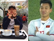 Kiểu pose ảnh ruột của tuyển thủ U23 Việt Nam khiến chị em học tập!