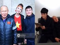 """Một ngày dài nhưng nhiều cảm xúc của """"ông chú"""" Park Hang Seo tại Hà Nội: Những khoảnh khắc không thể quên"""