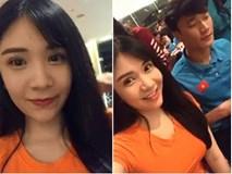 Livestream cùng 'cầu thủ quốc dân' Bùi Tiến Dũng, Thanh Bi trở thành cô gái bị 'chị em ghen tỵ' nhất đêm qua