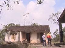 Cận cảnh căn nhà phải đi vay tiền mới xây được của Phạm Văn Mạnh ở quê, giờ thì em đã có tiền trả nợ đây rồi
