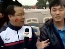 Lương Xuân Trường nói gì khi vừa xuống sân bay Nội Bài