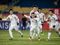 Mải ăn mừng nên không ai để ý, những chiến thắng vang dội của bóng đá Việt Nam đều liên quan đến số 8, phải chăng đó là