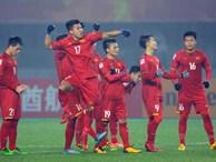 Nhận thưởng kỷ lục, U23 Việt Nam không phải nộp thuế TNCN