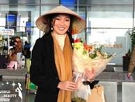 Hoa hậu Trái Đất 2017 từng bị chê xấu bất ngờ đến Việt Nam