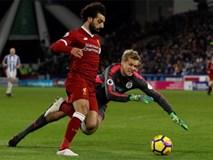 Salah tiếp tục nổ súng giúp Liverpool bằng điểm với Chelsea