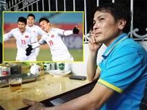 Bố tiền vệ Quang Hải mong con không bận thi đấu để ăn Tết Nguyên đán với gia đình