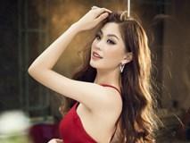 Á hậu Diễm Trang bất ngờ gợi cảm, quyến rũ chào đón tuổi mới