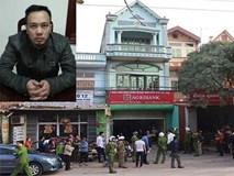 Manh mối mà kẻ cướp ngân hàng ở Bắc Giang không ngờ bỏ lại