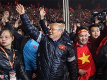 U23 Việt Nam đến với người hâm mộ miền Nam trên sân Thống Nhất