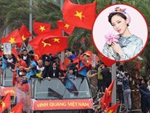 Sự thật buồn cười: Dàn sao Việt 'khiếp vía' trước cơn sóng thần mang tên U23 Việt Nam