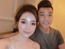Nhan sắc bạn gái hậu vệ Vũ Văn Thanh
